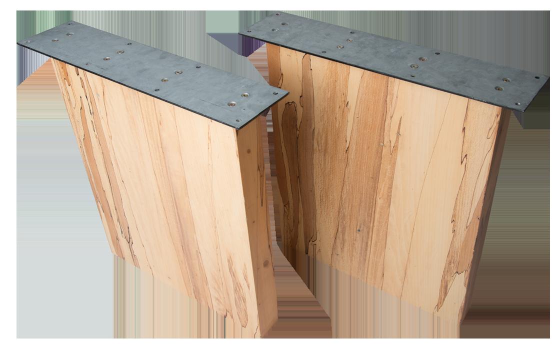 Gambe per tavolo altholztische - Gambe in ferro per tavoli ...