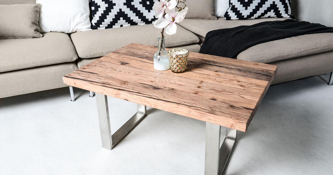 Couchtisch tirol altholz tisch altholztische for Tisch altholz