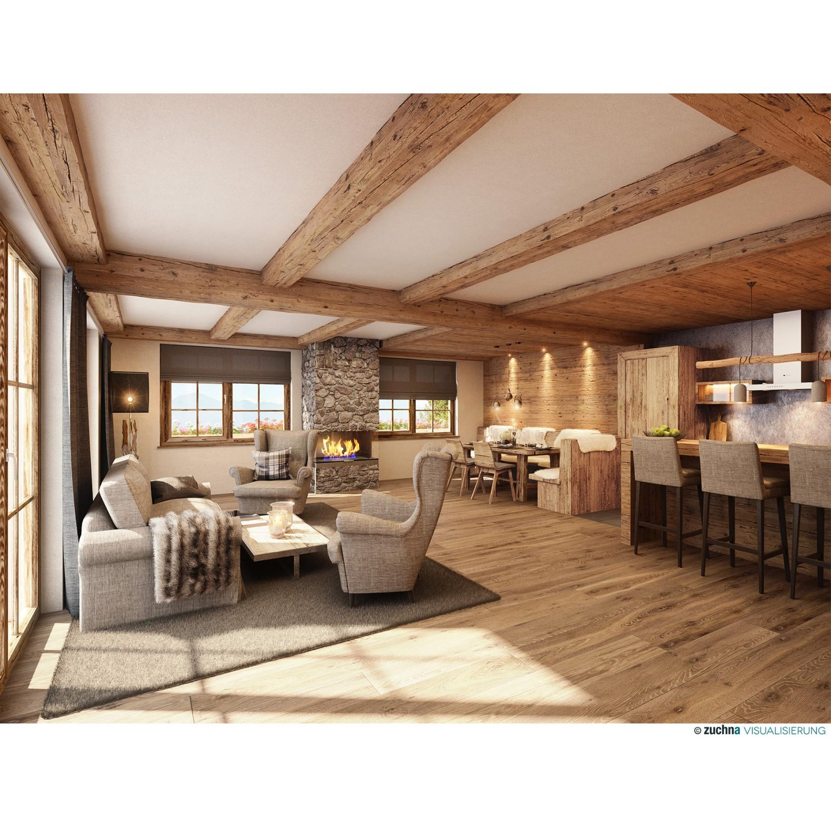 altholz balken holzbohlen wohnzimmer altholztische. Black Bedroom Furniture Sets. Home Design Ideas