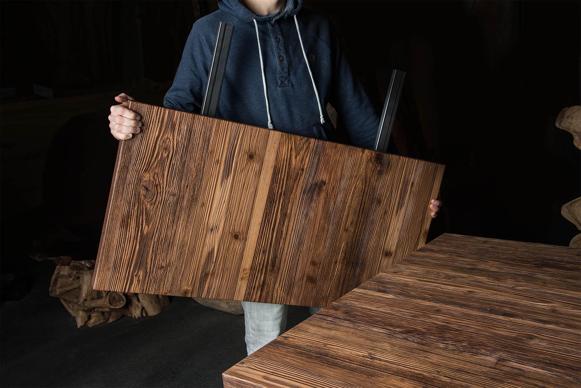tischverl ngerung und ansteckplatten f r holztische und. Black Bedroom Furniture Sets. Home Design Ideas