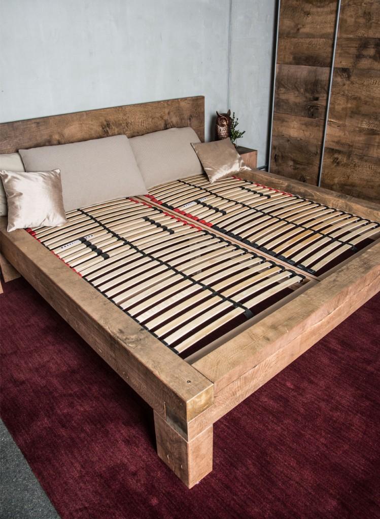 schlafzimmer altholztische. Black Bedroom Furniture Sets. Home Design Ideas